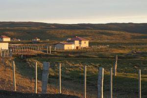 Tierra Del Fuego fence