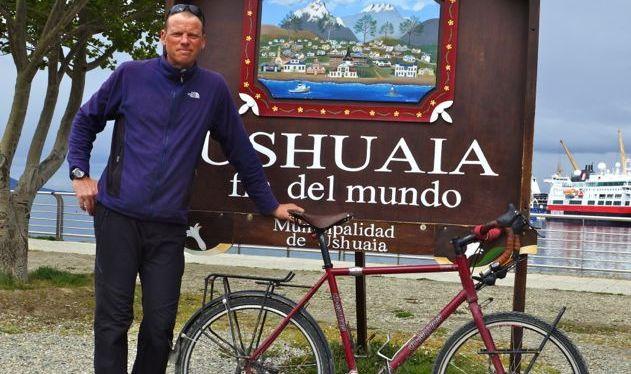 Fin del Mundo, UshuaiaArgentina